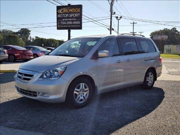 2007 Honda Odyssey for sale in Monroe, NC