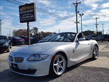 2006 BMW Z4 for sale in Monroe, NC