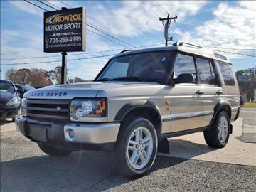 2003 Land Rover Discovery for sale in Monroe, NC