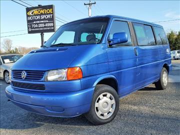 2000 Volkswagen EuroVan for sale in Monroe, NC