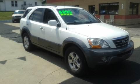 2008 Kia Sorento for sale in Canton, OH