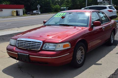 Ford Crown Victoria For Sale In Marysville Wa Carsforsale