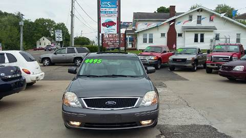 2006 Ford Five Hundred for sale in Canton, OH