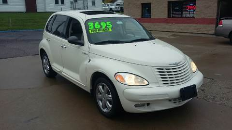 2004 Chrysler PT Cruiser for sale in Canton, OH