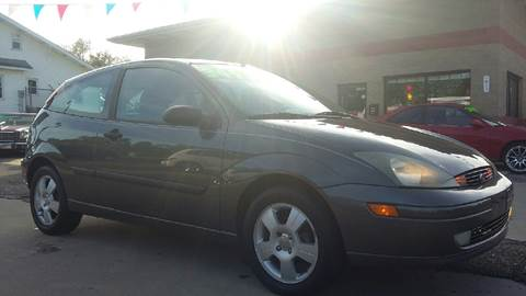 2004 Ford Focus for sale in Canton, OH