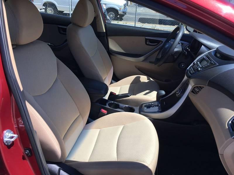 2013 Hyundai Elantra GLS 4dr Sedan - San Jose CA