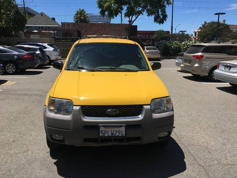 2002 Ford Escape XLT Choice 4WD 4dr SUV - San Jose CA