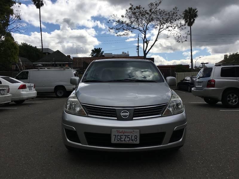 2008 Nissan Versa 1.8 S 4dr Sedan 4A - San Jose CA