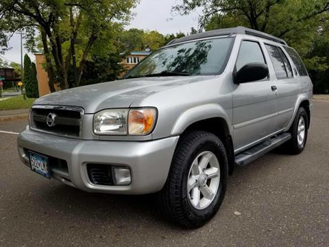 2004 Nissan Pathfinder for sale in Saint Paul, MN