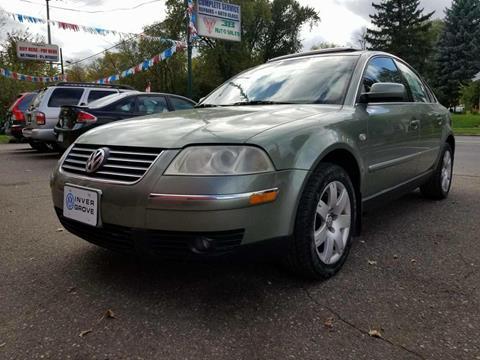 2001 Volkswagen Passat for sale in Saint Paul, MN