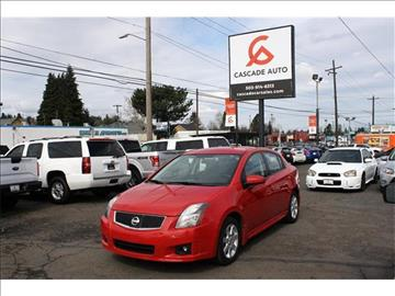 2012 Nissan Sentra for sale in Portland, OR