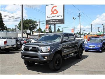2015 Toyota Tacoma for sale in Portland, OR