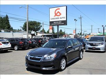2013 Subaru Legacy for sale in Portland, OR