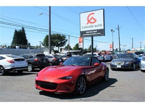 2016 Mazda MX-5 Miata for sale in Portland, OR