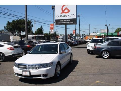 2009 Lincoln MKZ for sale in Portland, OR