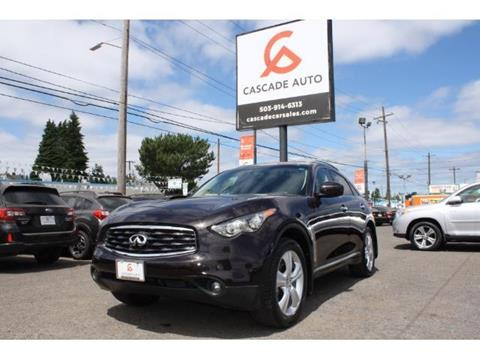 2011 Infiniti FX35 for sale in Portland, OR
