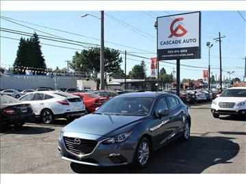 2014 Mazda MAZDA3 for sale in Portland, OR