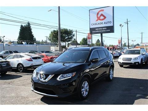 2015 Nissan Rogue for sale in Portland, OR