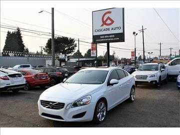 2013 Volvo S60 for sale in Portland, OR
