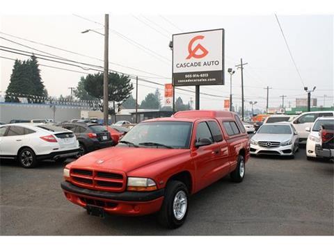 2000 Dodge Dakota for sale in Portland, OR