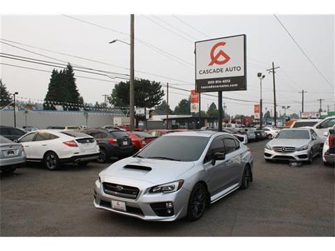 2015 Subaru WRX for sale in Portland, OR