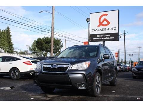 2017 Subaru Forester for sale in Portland, OR