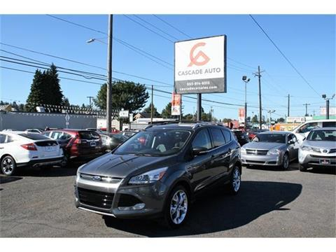 2015 Ford Escape for sale in Portland, OR