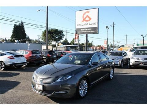 2015 Lincoln MKZ for sale in Portland, OR