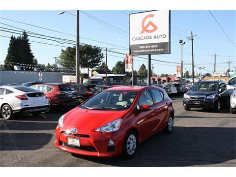 2013 Toyota Prius c for sale in Portland, OR