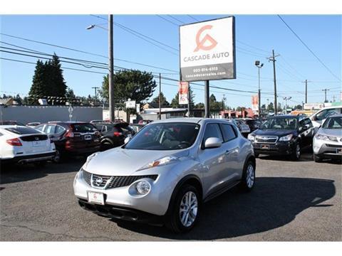 2014 Nissan JUKE for sale in Portland, OR