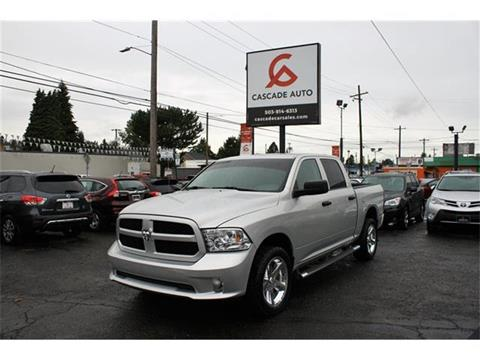 2014 RAM Ram Pickup 1500 for sale in Portland, OR