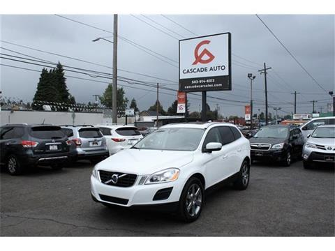 2013 Volvo XC60 for sale in Portland, OR
