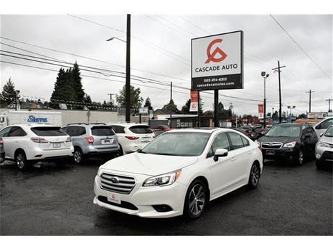 2016 Subaru Legacy for sale in Portland, OR