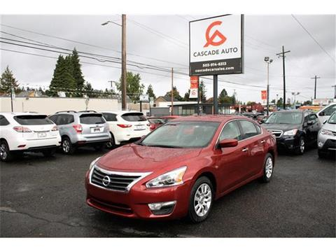2014 Nissan Altima for sale in Portland, OR