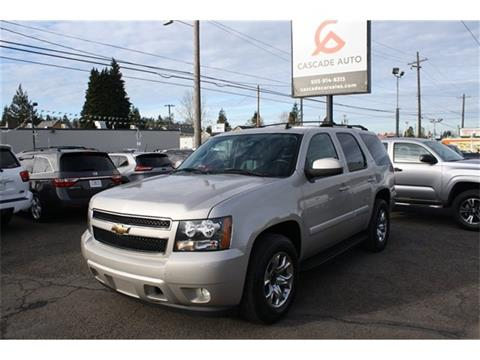 2007 Chevrolet Tahoe For Sale In Portland OR