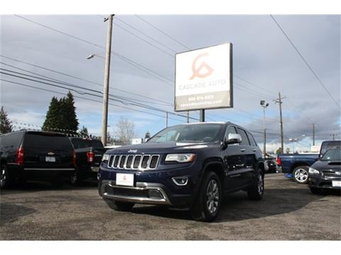 2015 Jeep Grand Cherokee for sale in Portland, OR