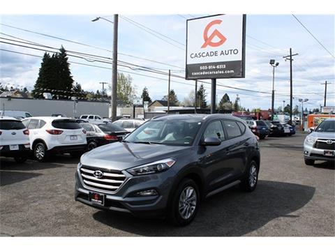 2017 Hyundai Tucson for sale in Portland, OR
