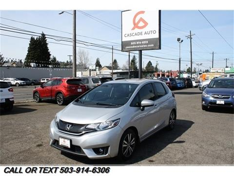 2015 Honda Fit For Sale In Portland, OR