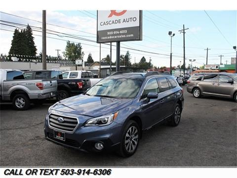 2016 Subaru Outback for sale in Portland, OR