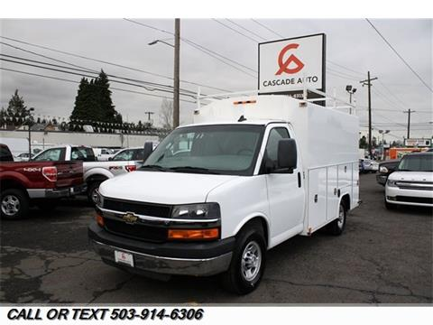 2016 Chevrolet Express Cutaway for sale in Portland, OR