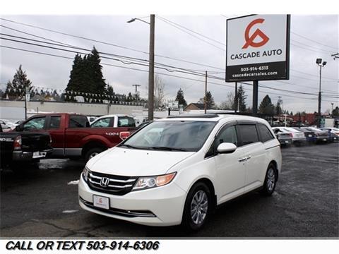 2015 Honda Odyssey for sale in Portland, OR