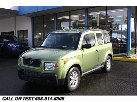 2006 Honda Element for sale in Portland, OR