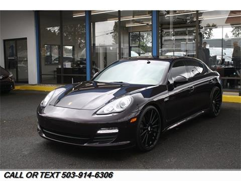2013 Porsche Panamera for sale in Portland, OR