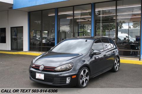 2012 Volkswagen GTI for sale in Portland, OR