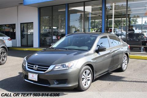2015 Honda Accord for sale in Portland, OR