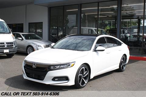 2018 Honda Accord for sale in Portland, OR