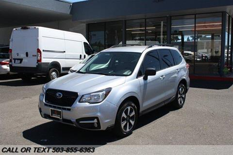 2018 Subaru Forester for sale in Portland, OR