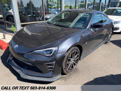 2017 Toyota 86 for sale in Portland, OR