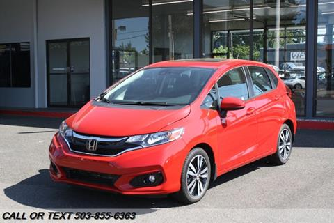 2018 Honda Fit for sale in Portland, OR