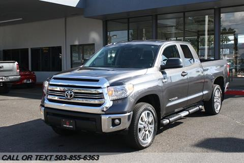 2015 Toyota Tundra for sale in Portland, OR